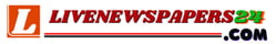 Live Newspapers24 Logo